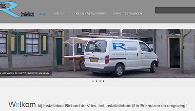 InstallateurdeVries.nl