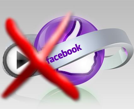 Stop automatisch afspelen video facebook!