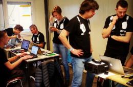 #Bpop15 Sociale Media team
