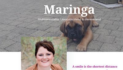 Maringa – redesign