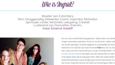 Ingrid van der Wal