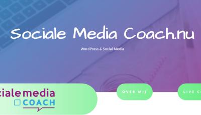 Redesign SocialeMediaCoach