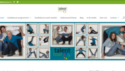 Redesign TalentTour